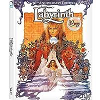 Laberinto (edición 30 aniversario) [Blu-ray]