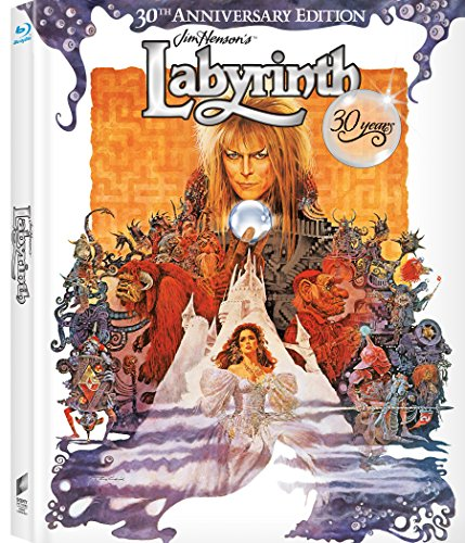 Labyrinth (30th Anniversary Edition) [Blu-ray]