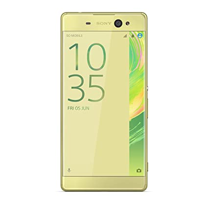 Sony Xperia XA Ultra Dual F3216 (Lime Gold) Smartphones at amazon