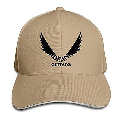 Gorra de béisbol para Mujeres y Hombres Dean Guitars Sombrero de ...