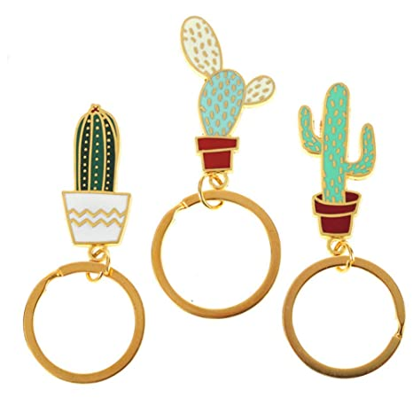 Amazon.com: partyfareast Cactus colgante lindo suculentas ...