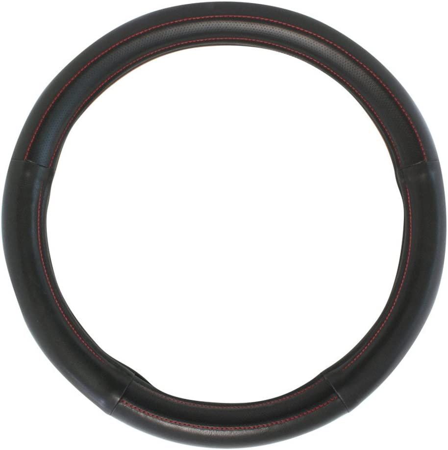for Trucks, Buses, RVs and Utility Vehicles Grand General 54034 Deluxe Series 18 Heavy Duty Steering Wheel Cover
