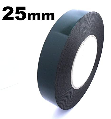 Double Sided Car Trim Moulding Badge Tape Strong Foam