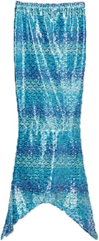 Amazon.com: Justice Girl's Mermaid Tail Swimsuit Cover-Up