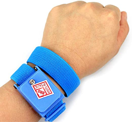 Wireless Anti-static Bracelet Electrostatic Discharge Wristband Strap