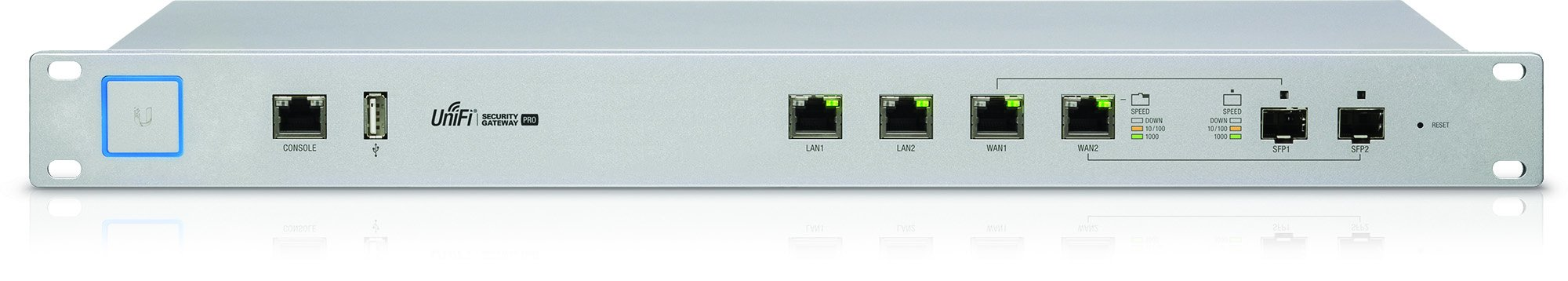 Unifi Security Gateway Pro 4-Port by Ubiquiti Networks