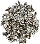 eCrafty EC-5655 100-Piece Silver Pewt...