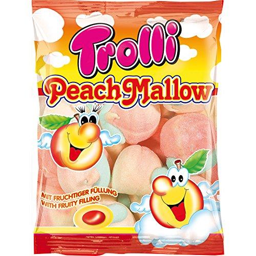(Trolli Peach Mallow gefüllt)