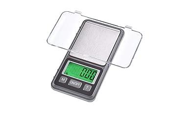 Quantum Abacus Precise: Báscula digital de precisión/balanza para correo/ joyería/pesacartas