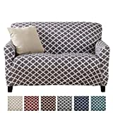 Home Fashion Designs Printed Twill Love Seat