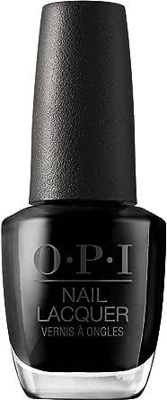 OPI Nail Lacquer, Black Nail Polish