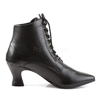 Pleaser USA Shoes - Sandalias de Vestir para Mujer Negro Negro Mate 36: Amazon.es: Zapatos y complementos