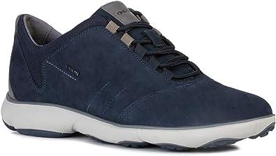 geox Scarpe Sneakers Donna sportive senza lacci Geox Nebula Navy