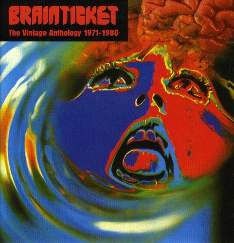 CD : Brainticket - The Vintage Anthology 1971-1980 (Boxed Set, 4 Disc)