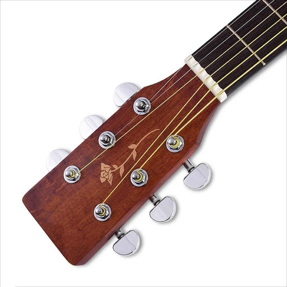 Aigliady Principiante Comodidad Cartón Práctico Hermoso Instrumento musical 41 pulgadas Estudiante Hombres Mujeres Práctica Guitarra acústica Minimalista Moda Multicolor Cool Guitarra acústica: Amazon.es: Instrumentos musicales