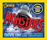 Monsters of the Deep, U. S. National Geographic Society Staff, 1426308604