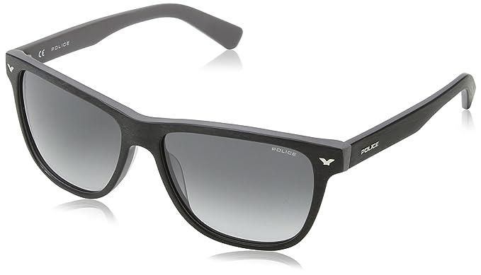 1340c8b5c0994 Police Men s S1953 Master 3 Wayfarer Sunglasses  Amazon.co.uk  Clothing