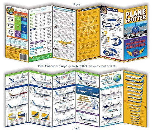 Passenger Airplane Spotter Guide (Models 787 Airplane)