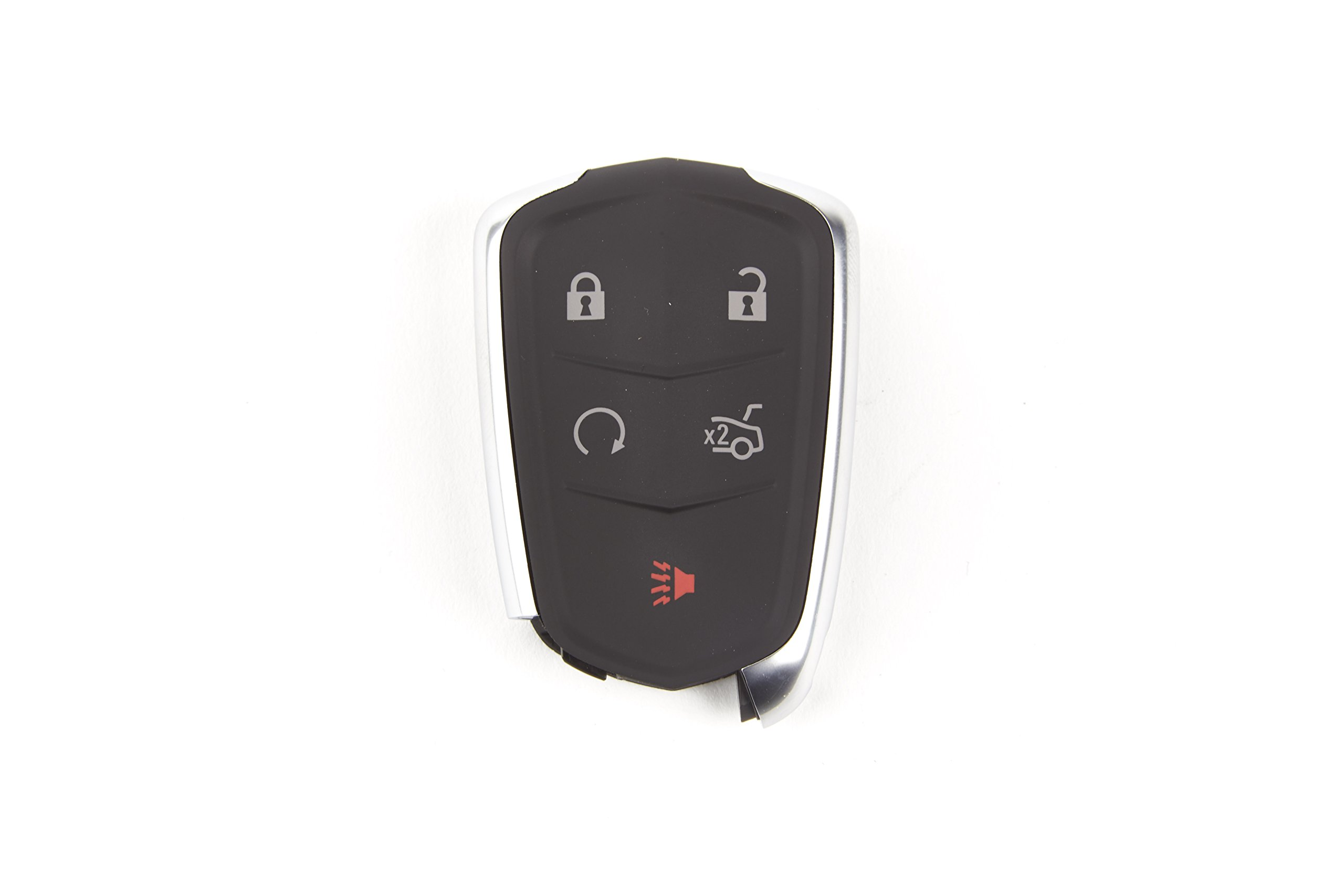 ACDelco 13594024 GM Original Equipment 5 Button Keyless Entry Remote Key Fob