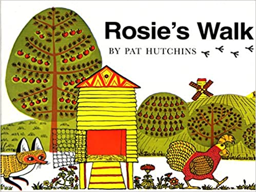 Image result for Rosie's walk
