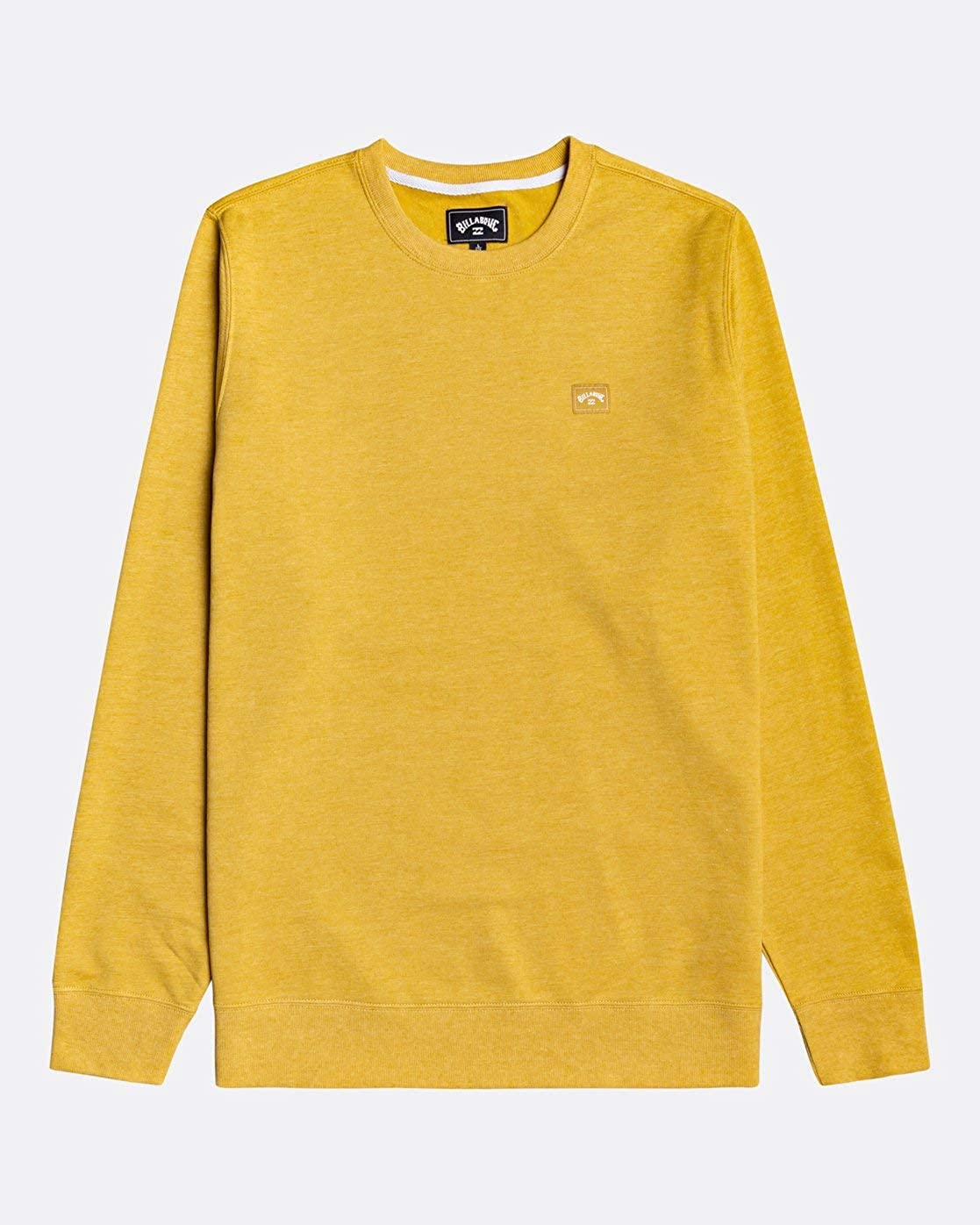BILLABONG All Day Crew Sweater Senffarben