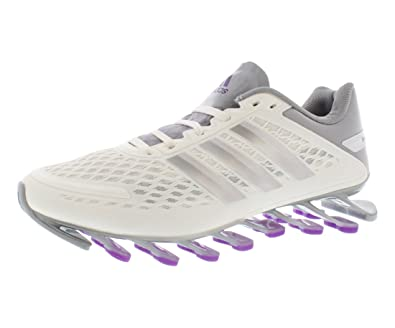 low cost b5958 6aea0 ... shop adidas springblade razor womens running shoes size us 6 regular  width color white 09999 17848