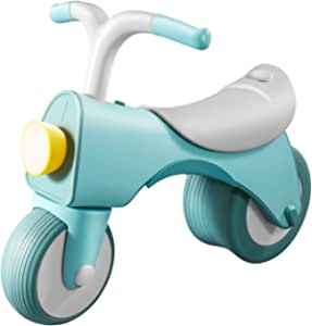 Kinbor Baby Walker Balance Bike Bicycle Kids Toys Riding Toys for 12-36 Months with Light and Music for Boys Girls