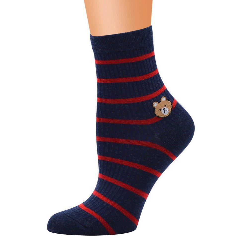 Sport Socken Damen,LUCKDE Sneaker Socken Baumwoll Invisible Socken Kurze Sneakersocken Atmungsaktiv Sportsocken Halbsocken Tennissocken