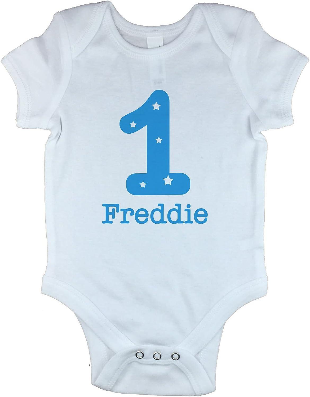 My 1ST Birthday Baby Vest Babygrow Bodysuit design 6