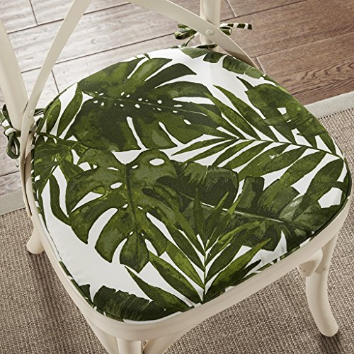 Madison Park Everett Palm Chair Pad