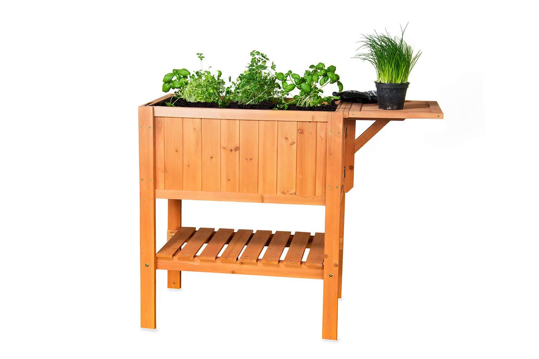 hochbeet Floralis , abeto Fsc Certificado Vegetal INCLUSIVE ...