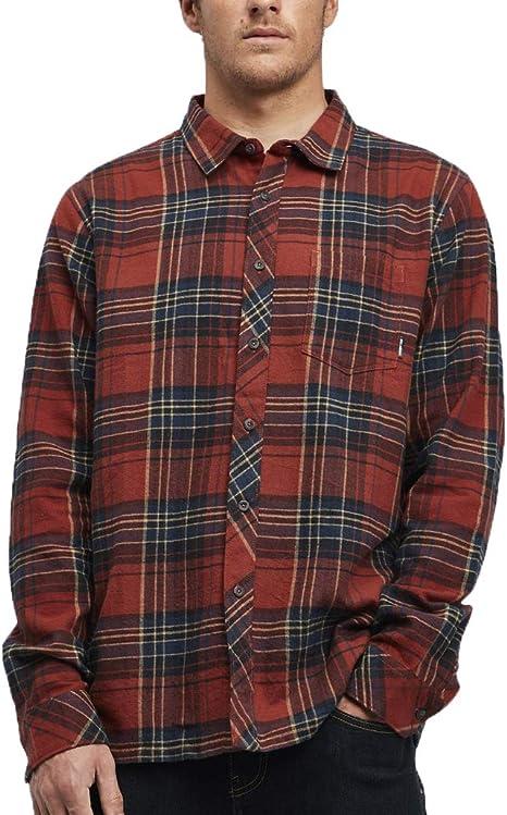BILLABONG™ Coastline - Camisa de Manga Larga para Hombre Q1SH04BIF9: Amazon.es: Ropa y accesorios