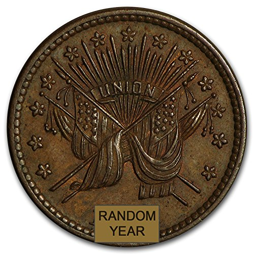 Civil War Tokens Better Dates & Types of Our Choice Collection Various Grades
