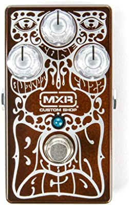 MXR Custom Shop CSP038 Brown Acid Fuzz Pedal