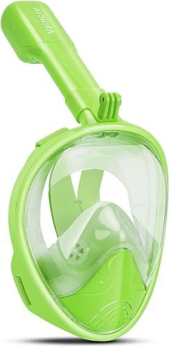 Vaincre 180° Full Face Snorkel Mask