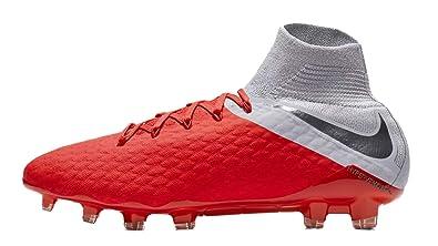 the best attitude 3889b dc7f2 Nike Hypervenom 3 Pro DF FG Chaussures de Fitness Mixte Adulte, Multicolore  (Lt Crimson