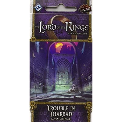 Lord of the Rings LCG: Trouble in Tharbad: Toys & Games
