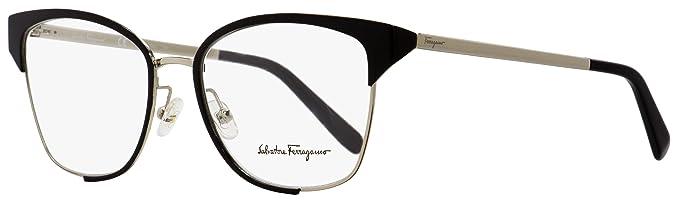 0108dc093d0 Image Unavailable. Image not available for. Color  Eyeglasses FERRAGAMO ...
