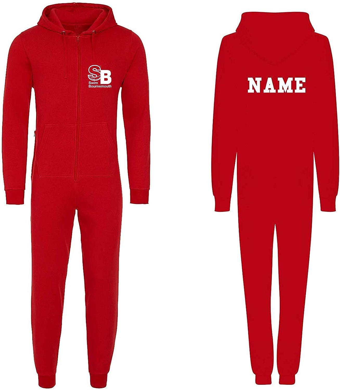 Graphic Impact Ltd Personalised Custom Name Swim Bournemouth Printed Onesies