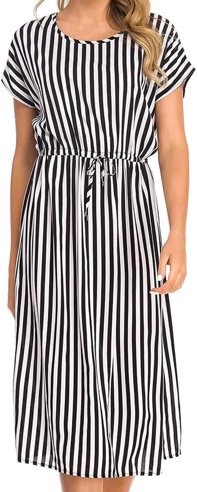 Poacher Vestidos De Fiesta Mujer Tallas Grandes Manga Corta Vestidos Largos Verano Mujer Fiesta Estampado Vestidos Mujer Casual Verano Vestidos Verano Mujer Playa Vestido Coctel Creeo Com Br
