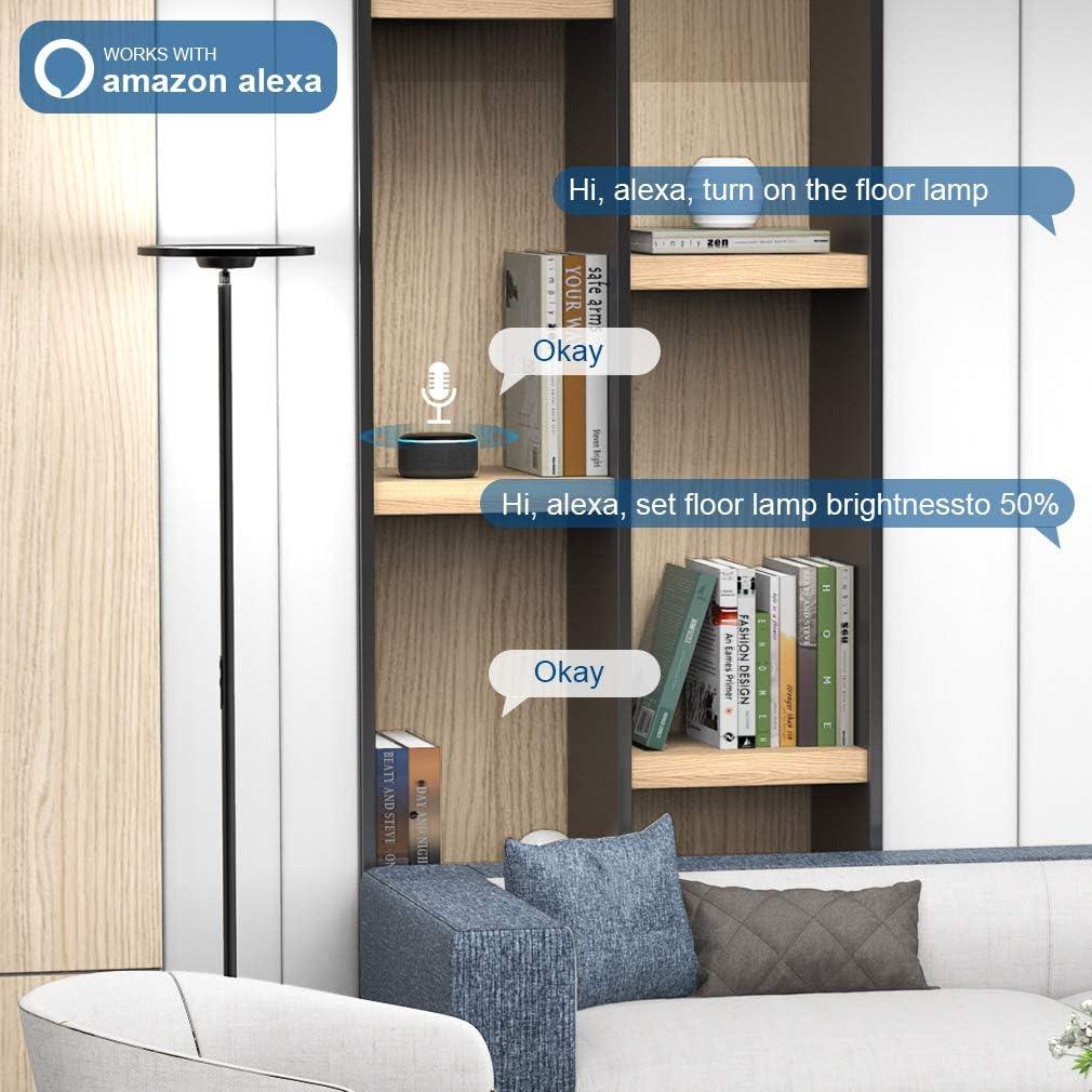 Anten Floor Lamp Living Room LED Dimmable
