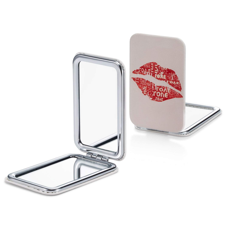 Amazon.com: OMIRO COMPACT MIRROR, espejos de poliuretano de ...