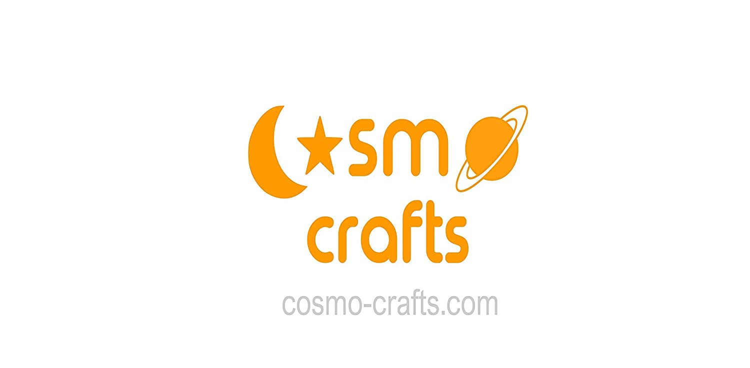 Cosmo-Crafts Lowercase