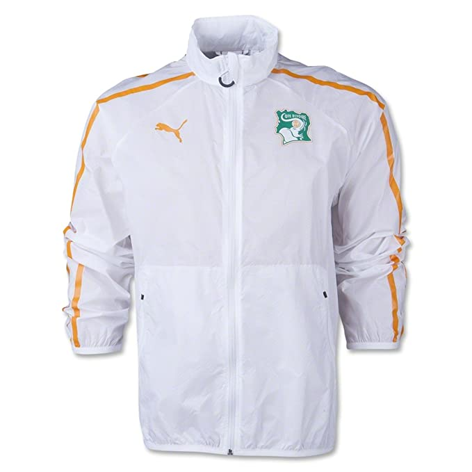 Amazon.com: Puma Walk Out – Chaqueta de Costa de Marfil ...