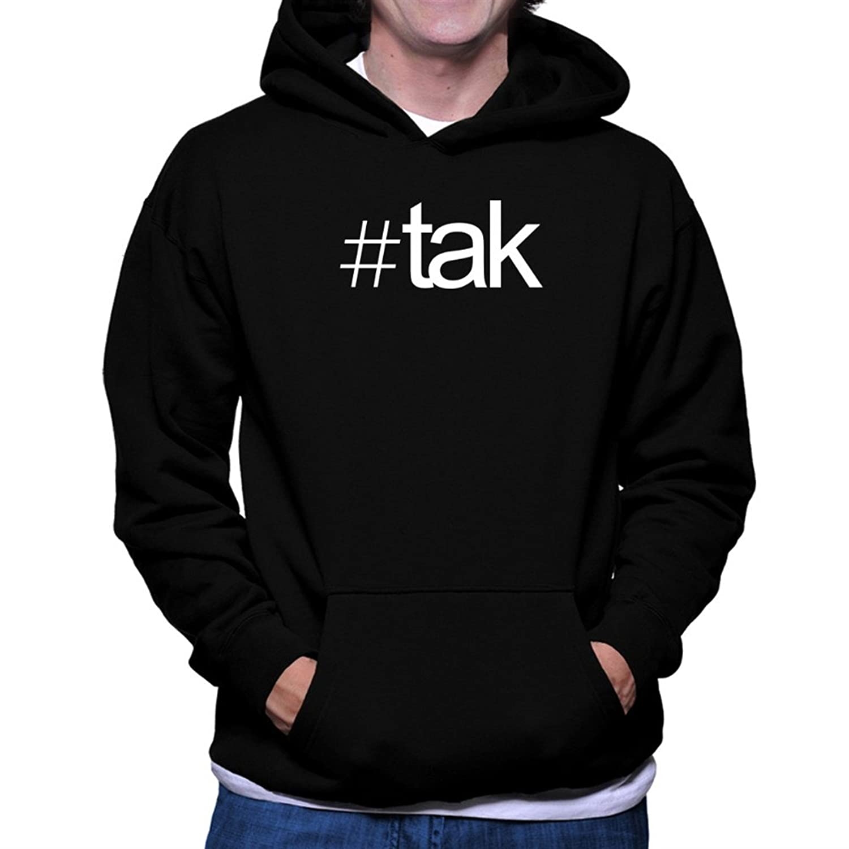 Hashtag Tak Hoodie