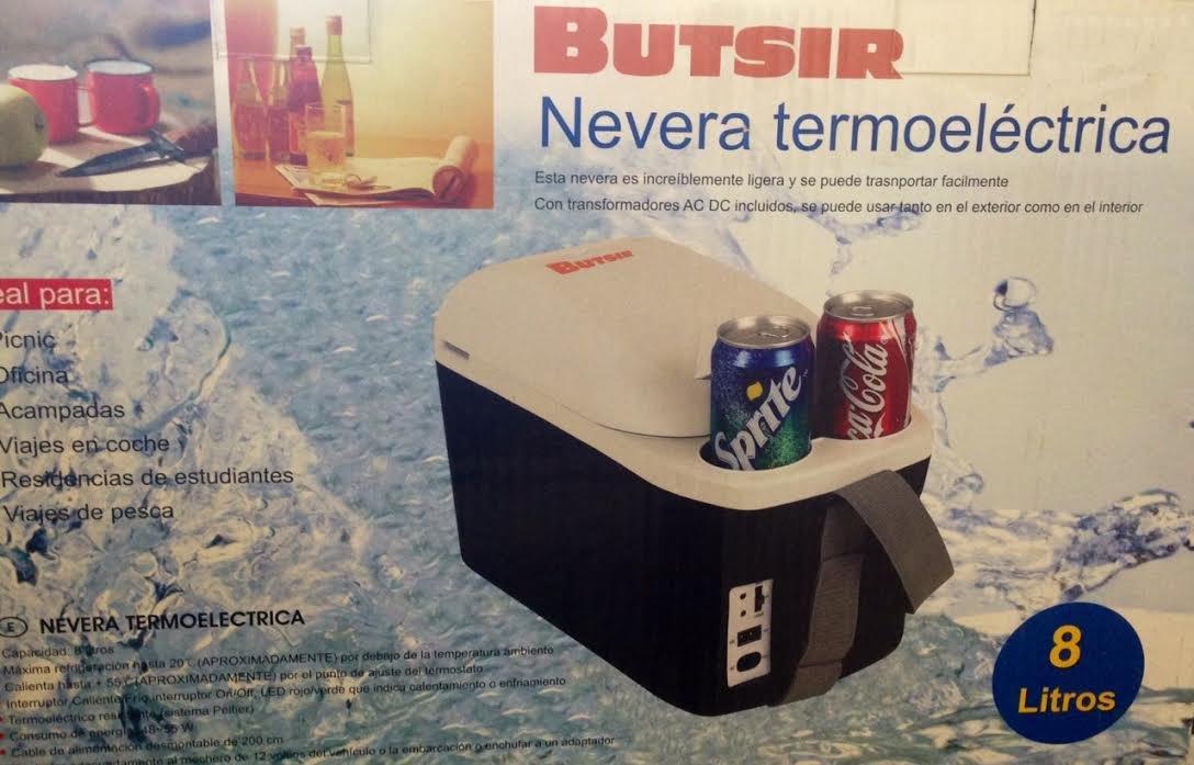 Butsir frigorífico portátil: Amazon.es: Bricolaje y herramientas