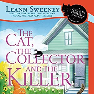 The Cat, the Collector and the Killer Hörbuch