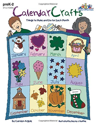 Calendar Crafts PDF