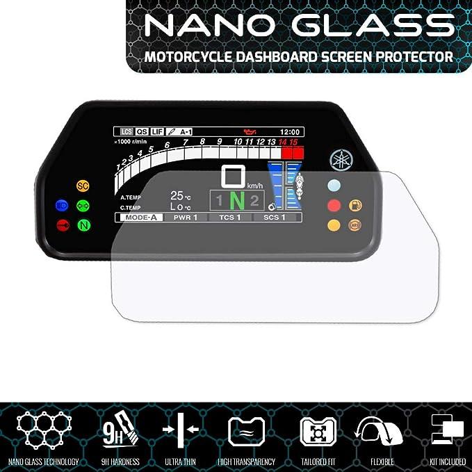 Speedo Angels Nano Glass Displayschutz Für 900 Tracer Gt 2018 Auto