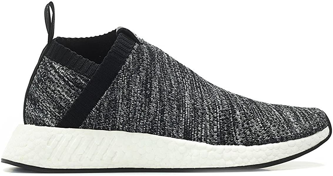 8aea53420faa7 adidas Men s Originals NMD CS2 PK UAS Shoe Black White (8 D(M